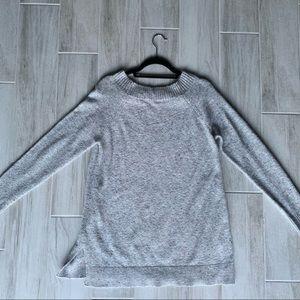 Loft women's sweater grey